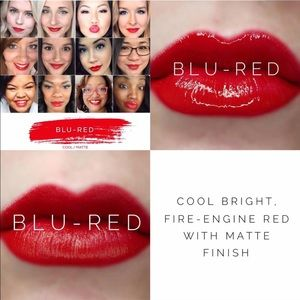 Other - Price Firm Blu Red LipSense